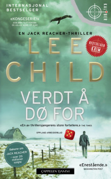 Verdt å dø for av Lee Child (Heftet)
