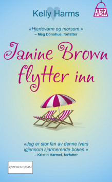 Janine Brown flytter inn av Kelly Harms (Ebok)