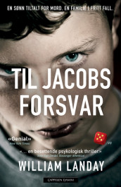 Til Jacobs forsvar av William Landay (Ebok)