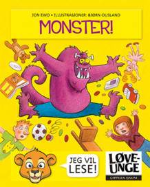 Monster! av Jon Ewo (Ebok)