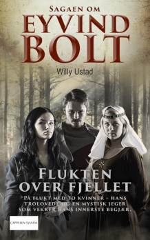 Flukten over fjellet av Willy Ustad (Heftet)