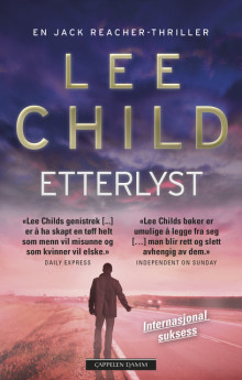 Etterlyst av Lee Child (Innbundet)