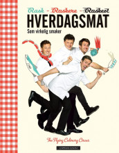 Hverdagsmat av The Flying Culinary Circus (Innbundet)