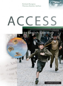 Access to English: Literature (2015) av Richard Burgess (Heftet)