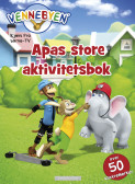 Vennebyens store aktivitetsbok av CreaCon Entertainment AS (Heftet)