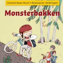Monsterbakken av Charlotte Glaser Munch (Nedlastbar lydbok)