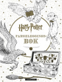Harry Potter Fargeleggingsbok (Heftet)