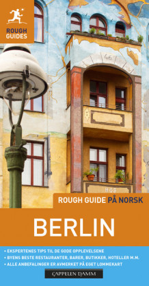 Berlin - Rough Guide på norsk av Paul Sullivan (Heftet)