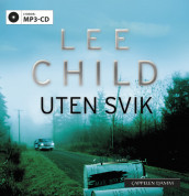 Uten svik av Lee Child (Lydbok MP3-CD)