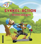 Vennebyen - Sykkel-action i Venneskogen av CreaCon Entertainment AS (Innbundet)