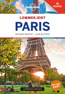 Paris Lonely Planet Lommekjent av Lonely Planet (Heftet)