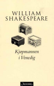 Kjøpmannen i Venedig av William Shakespeare (Heftet)