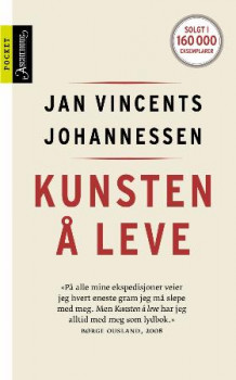 Kunsten å leve av Jan Vincents Johannessen (Heftet)