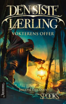 Vokterens offer av Joseph Delaney (Heftet)