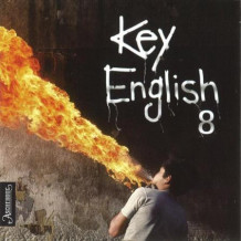 Key English 8 av Fredrik Larsen, Hilde Beate Lia og Helle Solberg (Lydbok-CD)