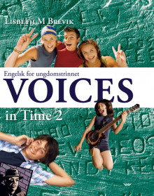 Voices in Time 2 9. klasse Textbook bm av Lisbeth M. Brevik (Innbundet)