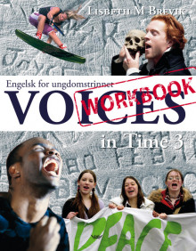 Voices in Time 3 10. klasse Workbook av Lisbeth M. Brevik (Heftet)