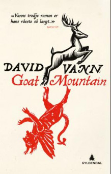 Goat mountain av David Vann (Innbundet)
