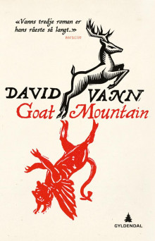 Goat mountain av David Vann (Ebok)