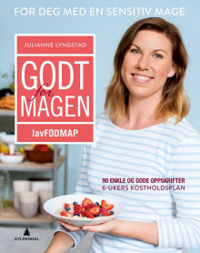 Godt for magen av Julianne Lyngstad (Innbundet)