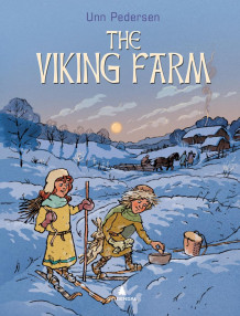 The viking farm av Unn Pedersen (Innbundet)