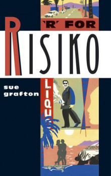 R for risiko av Sue Grafton (Innbundet)
