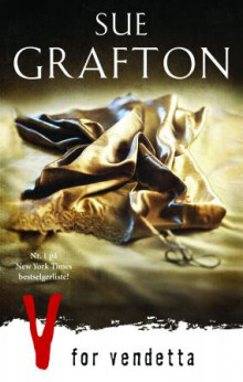 V for vendetta av Sue Grafton (Innbundet)