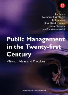 Public management in the twenty-first century (Innbundet)