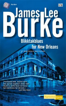 Blikktakblues for New Orleans av James Lee Burke (Heftet)