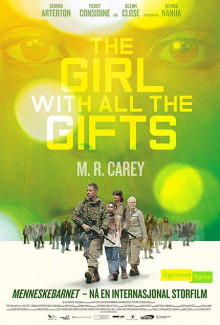 The girl with all the gifts = Menneskebarnet av M.R. Carey (Heftet)