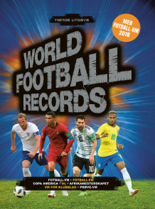 World football records av Keir Radnedge (Innbundet)