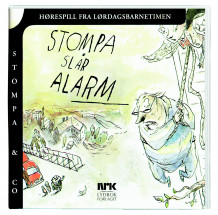 Stompa slår alarm av Anthony Buckeridge (Lydbok-CD)