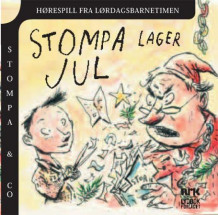 Stompa lager jul av Anthony Buckeridge (Lydbok-CD)