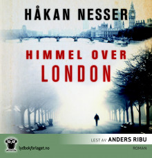 Himmel over London av Håkan Nesser (Lydbok-CD)