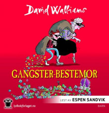 Gangster-bestemor av David Walliams (Lydbok-CD)
