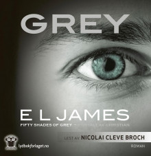 Grey av E.L. James (Lydbok-CD)