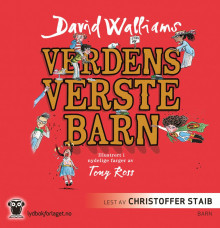 Verdens verste barn av David Walliams (Lydbok-CD)