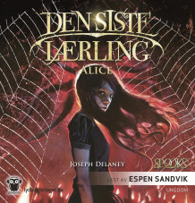 Alice av Joseph Delaney (Lydbok-CD)