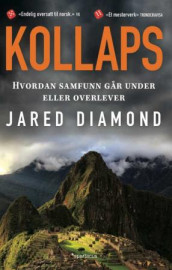 Kollaps av Jared Diamond (Heftet)