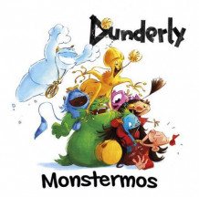 Monstermos (Lydbok-CD)