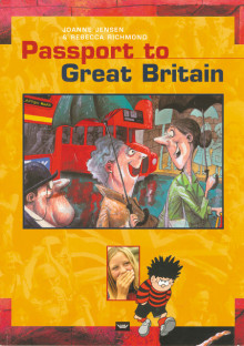 Passport to Great Britain av Joanne Jensen og Rebecca Richmond (Heftet)