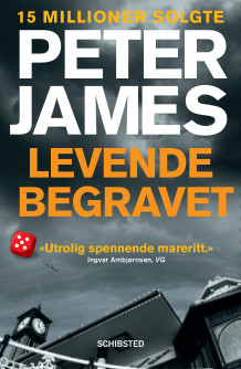 Levende begravet av Peter James (Heftet)