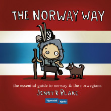 The Norway way av Jenny K. Blake (Innbundet)