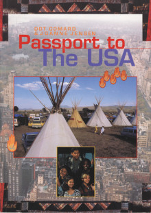 Passport to USA av Dot Gomard og Joanne Jensen (Heftet)