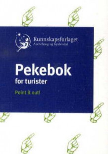 Pekebok for turister (Heftet)
