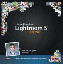 Adobe Photoshop Lightroom 5 av Mattias Karlsson Sjöberg (Heftet)