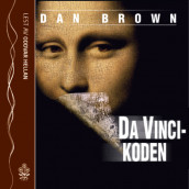 Da Vinci-koden av Dan Brown (Lydbok-CD)
