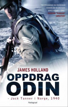 Oppdrag Odin av James Holland (Heftet)