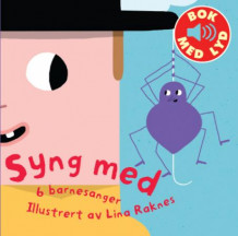 Syng med (Pappbok)
