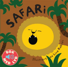 Safari (Pappbok)